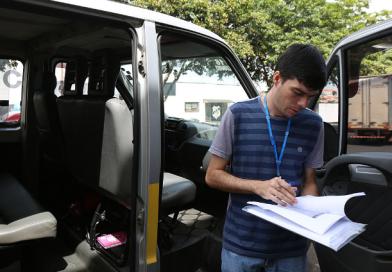 Tem início hoje o recadastramento de veículos do transporte escolar em Limeira