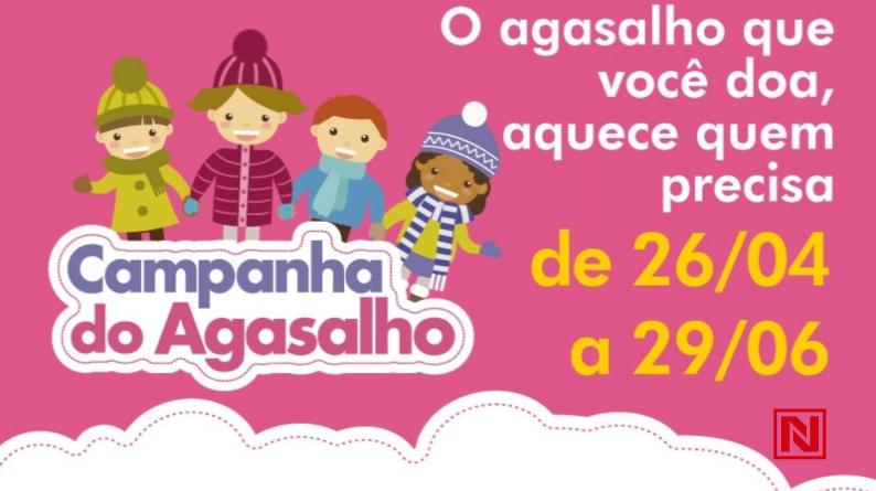 Lançamento da Campanha do Agasalho acontece nesta quinta-feira em Limeira